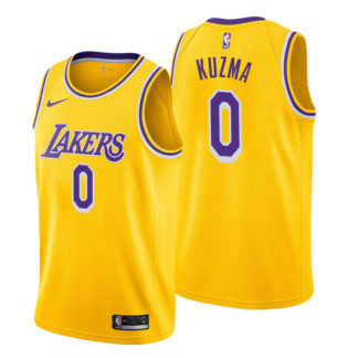 Camiseta NBA Kuzma en los Lakers