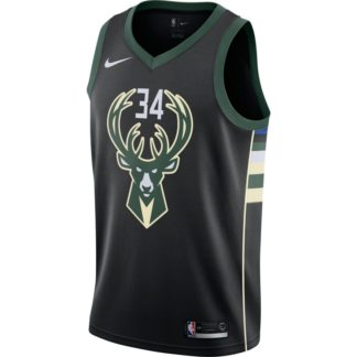 Camiseta NBA Antetokoumpo Bucks de frente