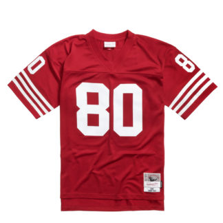 Jerry Rice Parte Frontal