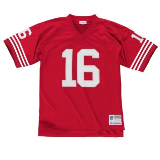Joe Montana Parte Frontal Red