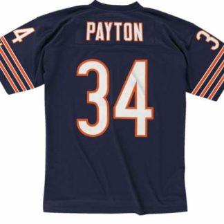Walter Payton Parte Frontal