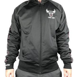 Jacket Bulls Parte Frontal