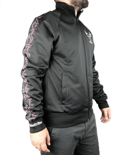 Jacket Bulls Parte Lateral