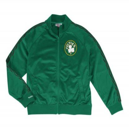 Jacket Celtics Parte Frontal