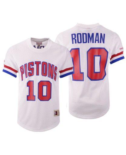 Jersey Rodman Parte Frontal