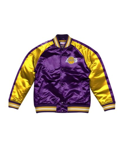Angeles Lakers Jacket